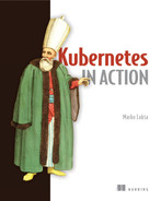 Cover of Kubernetes in Action