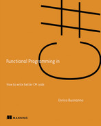 Cover of Functional Programming in C#: How to write better C# code