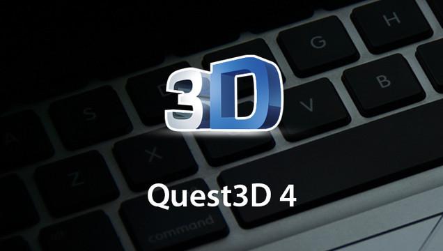 Quest3D 4