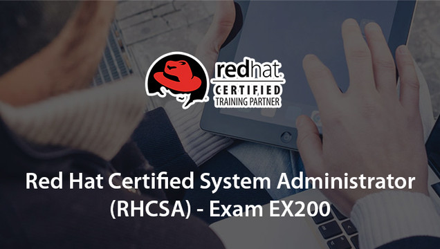 Red Hat Certified System Administrator (RHCSA) - Exam EX200