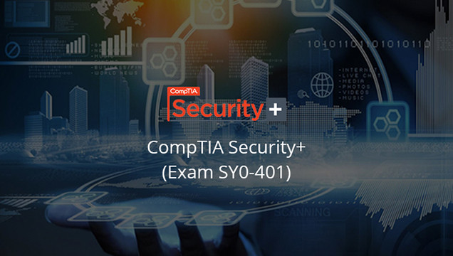 CompTIA Security+ Certification (Exam SY0-401)