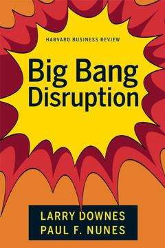 Big-Bang Disruption