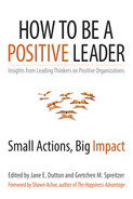 Cover of How to Be a Positive Leader