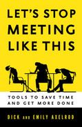 Cover of Let's Stop Meeting Like This