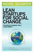 Cover of Lean Startups for Social Change