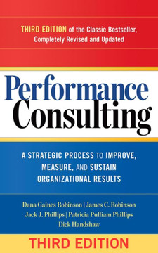 Performance Consulting, 3rd Edition