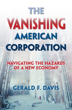 The Vanishing American Corporation