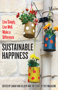 Book cover for Sustainable Happiness