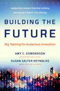 Cover of Building the Future