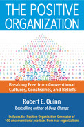 Cover of The Positive Organization