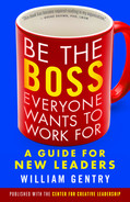 Cover of Be the Boss Everyone Wants to Work For