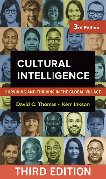 Cultural Intelligence, 3rd Edition