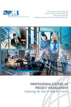 Professionalization of Project Management
