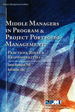 Middle Managers in Program and Portfolio Management