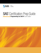 Cover of SAS Certification Prep Guide, 4th Edition