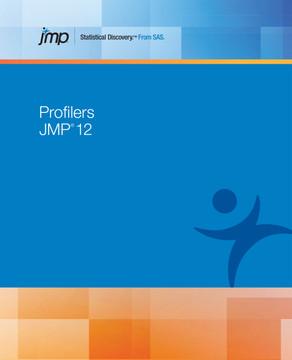 JMP 12 Profilers