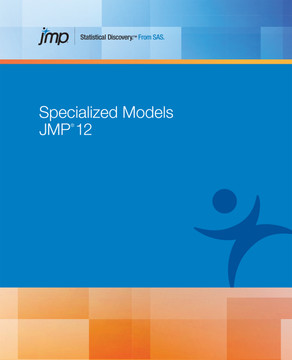 JMP 12 Specialized Models