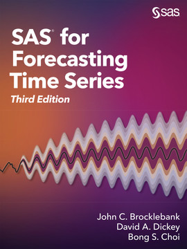 SAS for Forecasting Time Series, Third Edition, 3rd Edition [Book]