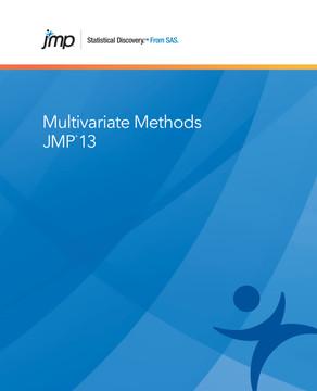 JMP 13 Multivariate Methods