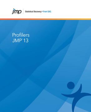 JMP 13 Profilers