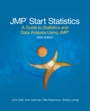 JMP Start Statistics, 6th Edition