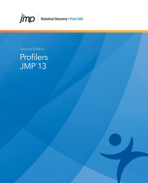 JMP 13 Profilers, Second Edition, 2nd Edition