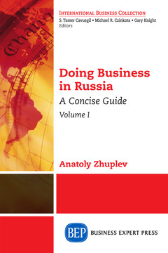 Doing Business in Russia, Volume I