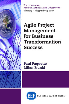 Agile Project Management for Business Transformation Success
