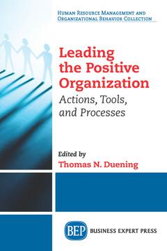 Leading The Positive Organization