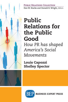 Public Relations for the Public Good