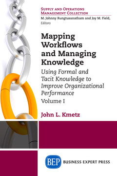 Mapping Workflows and Managing Knowledge