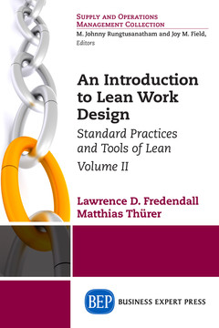 An Introduction to Lean Work Design