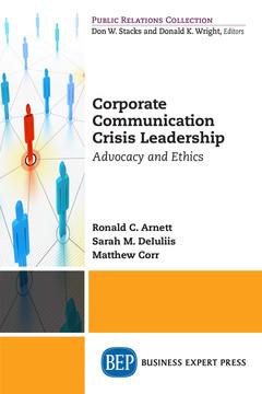 Corporate Communication Crisis Leadership