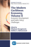 Cover of The Modern Caribbean Economy, Volume II