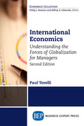 Cover of International Economics, Second Edition