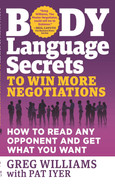 Cover of Body Language Secrets to Win More Negotiations