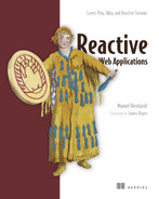 Cover of Reactive Web Applications: With Play, Akka, and Reactive Streams