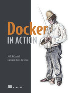 Cover of Docker in Action