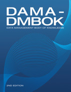 Cover of DAMA-DMBOK: Data Management Body of Knowledge (2nd Edition)