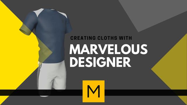 MarvelousDesigner Complete Videos Series