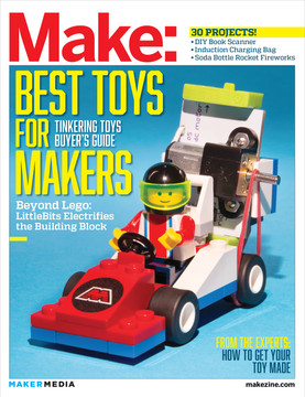 Make: Technology on Your Time Volume 41