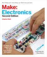 Cover of Make: Electronics, 2nd Edition