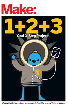 Make: Easy 1+2+3 Projects