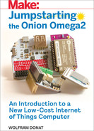 Cover of Jumpstarting the Onion Omega2