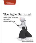 Cover of The Agile Samurai