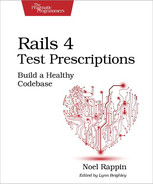 Cover of Rails 4 Test Prescriptions