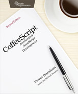 Cover of CoffeeScript, 2nd Edition