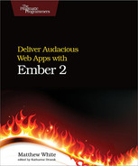 Cover of Deliver Audacious Web Apps with Ember 2
