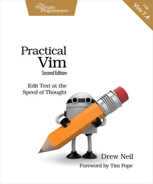 Practical Vim, 2nd Edition