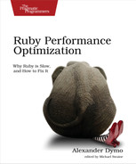 Cover of Ruby Performance Optimization